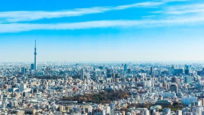 東京都空撮